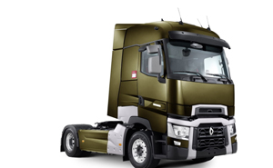 RENAULT T High Sleeper Cab